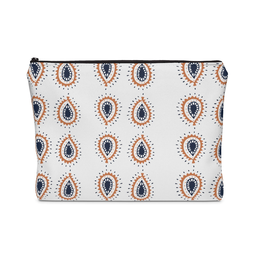 Boho Eyedrop Carry All Pouch