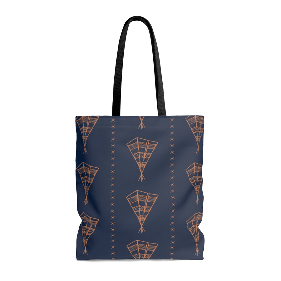 Oxford Tent AOP Tote Bag