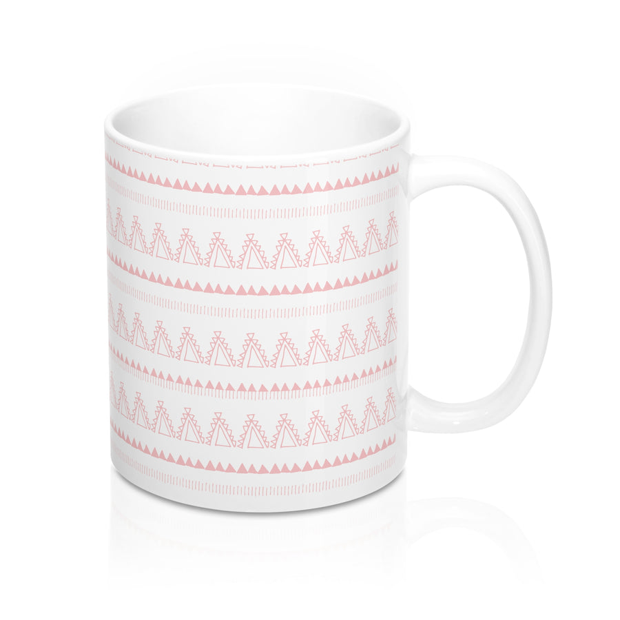Whimsical Tent Mug