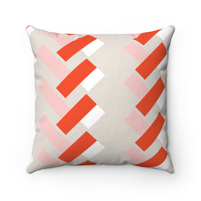 Chocobar Spun Polyester Square Pillow Case - Design Prints