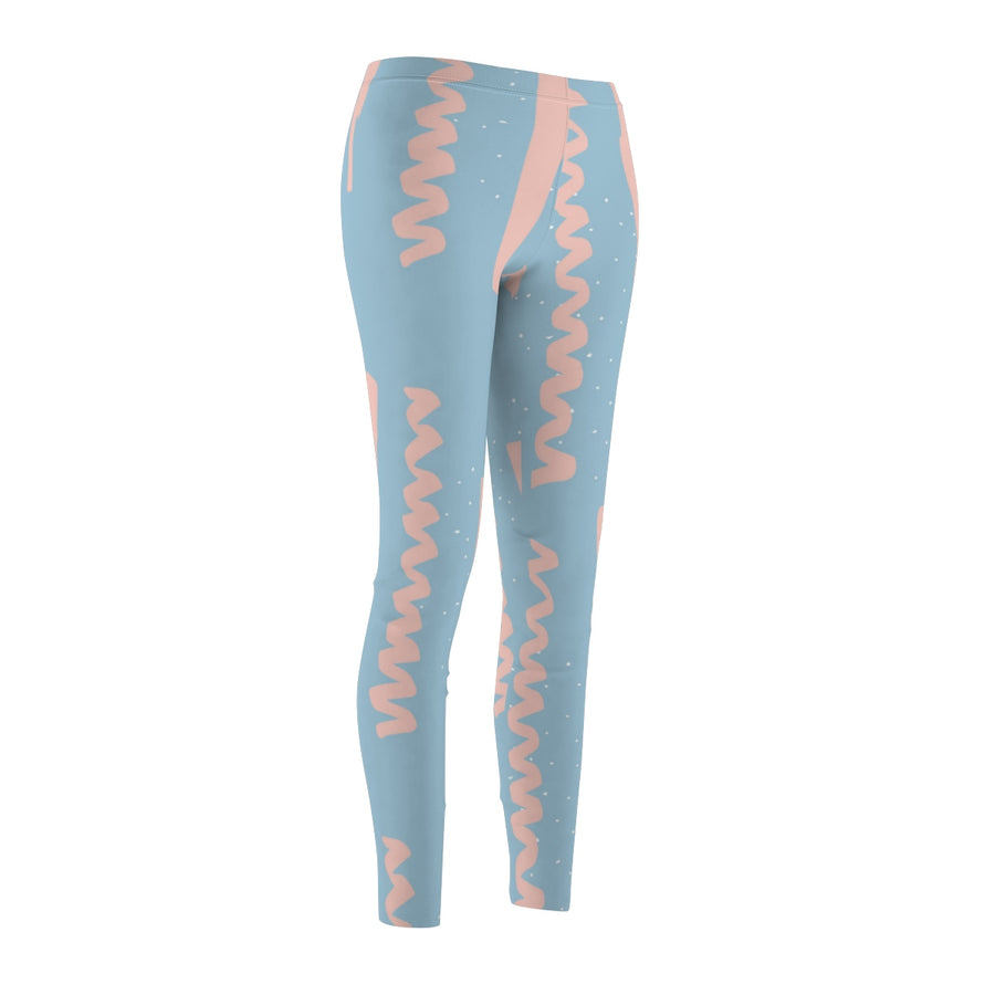 Party Poppers Casual Leggings