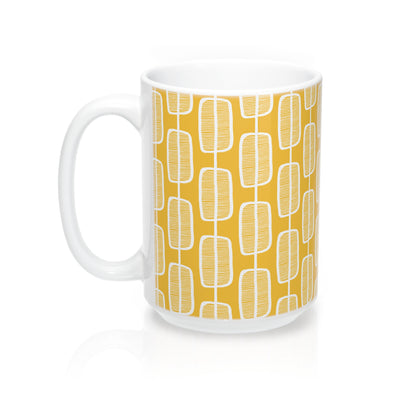 Orange Forest Mug - Design Prints