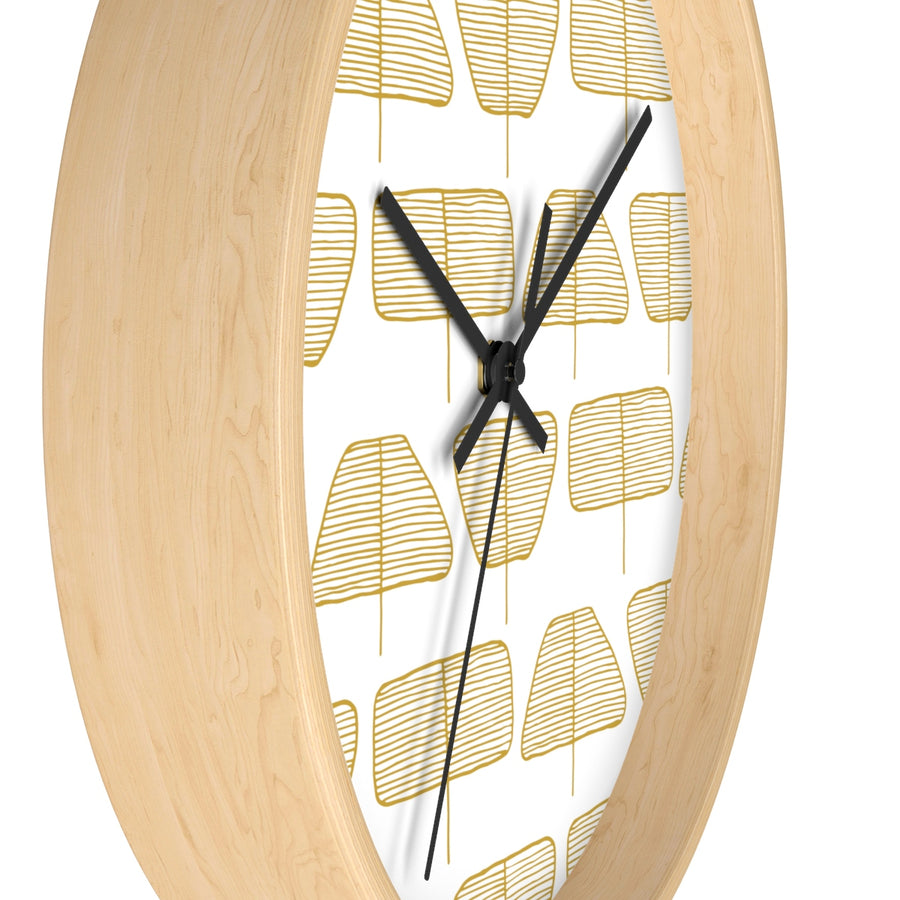 Cute Trees Wall clock