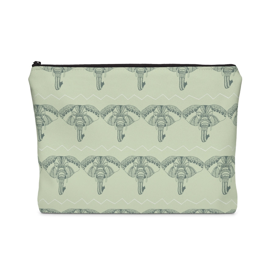 Boho Elephant Carry All Pouch