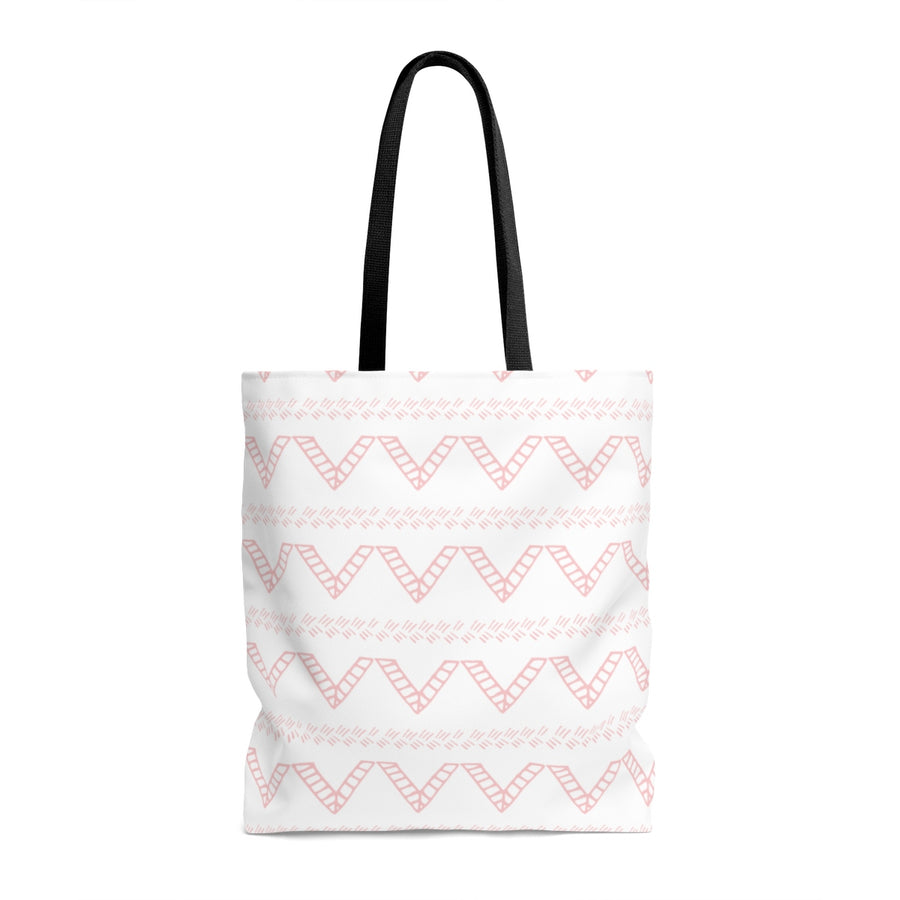 Whimsical Tent AOP Tote Bag