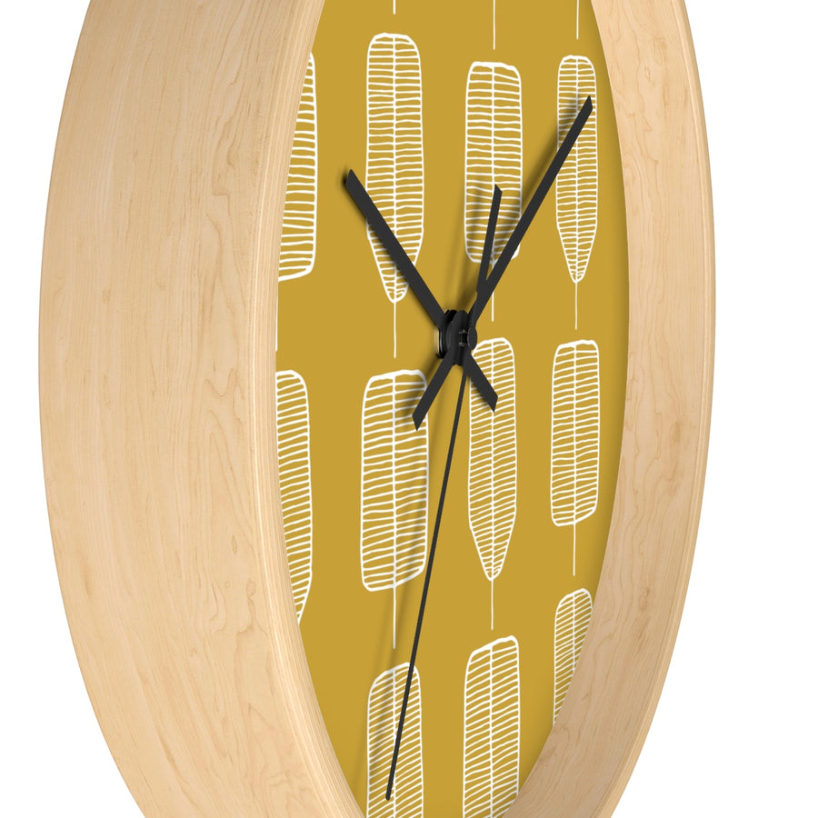 Harbinger Of Summer Wall clock