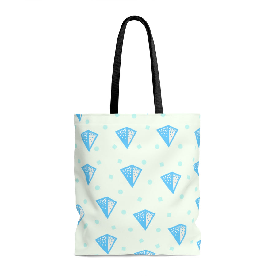 Pop Prism AOP Tote Bag