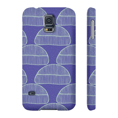 Cool Blues Phone Cases - Design Prints