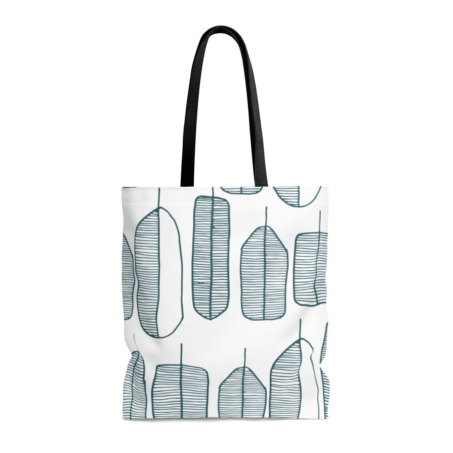 Tree Collection AOP Tote Bag