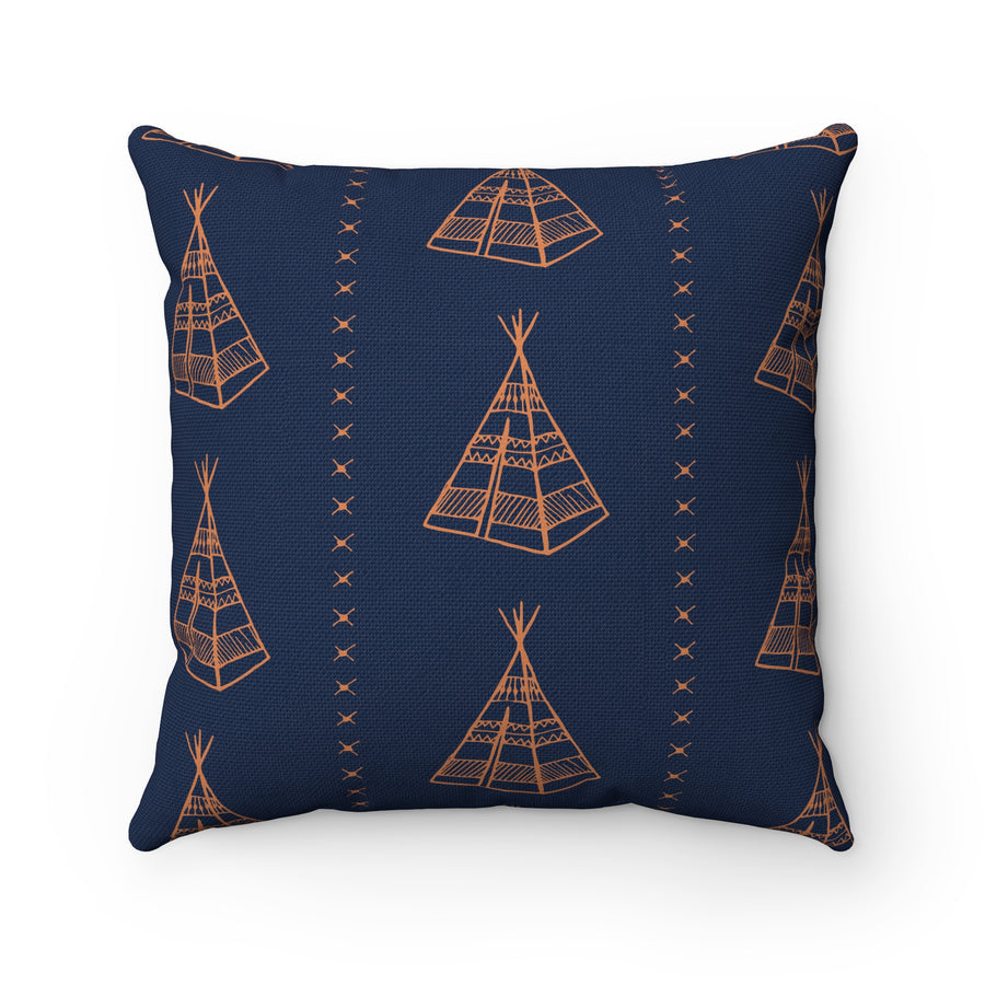 Oxford Tent Square Pillow