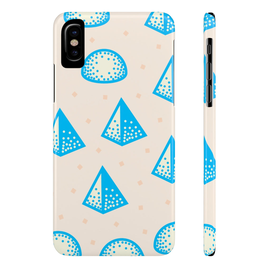 Pop Shapes Phone Cases
