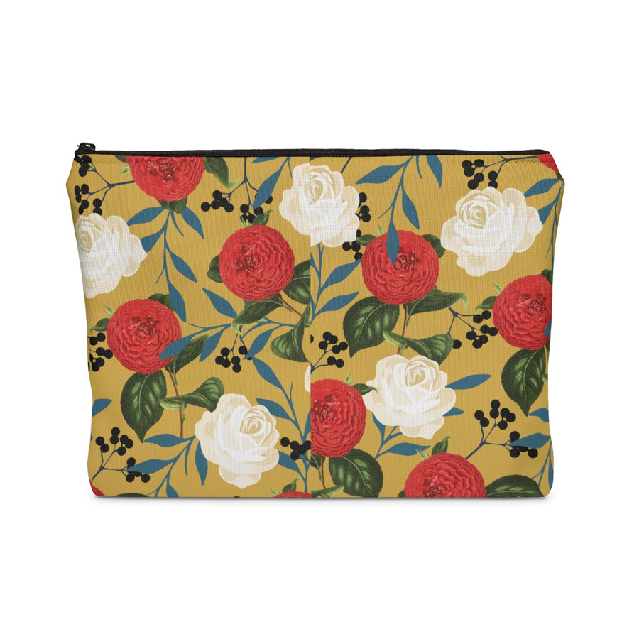 Floral Obsession Carry All Pouch