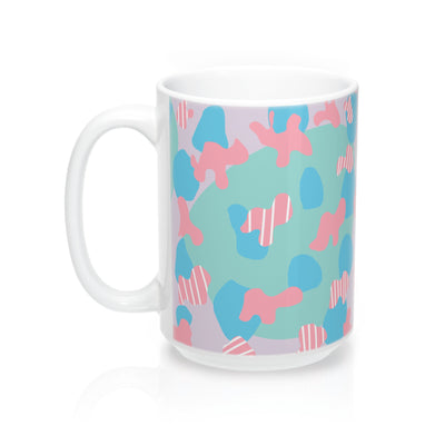 Fits Like A Puzzle Mug - Design Prints