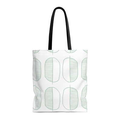 Halfling Trees AOP Tote Bag - Design Prints