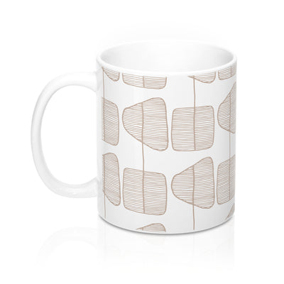 Simple Trees Mug - Design Prints