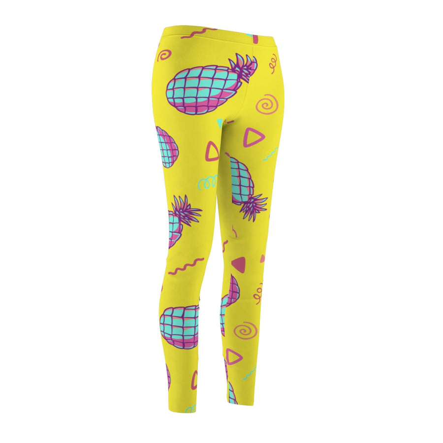 Pineapple Casual Leggings
