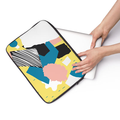 Tumble Down Laptop Sleeve - Design Prints