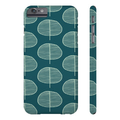 Oval Garden Phone Cases