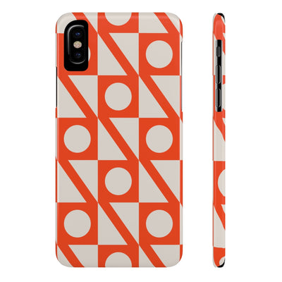 Hollowed Quad Phone Cases - Design Prints