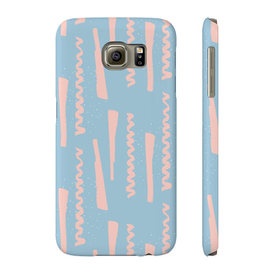 Party Poppers Phone Cases - Design Prints