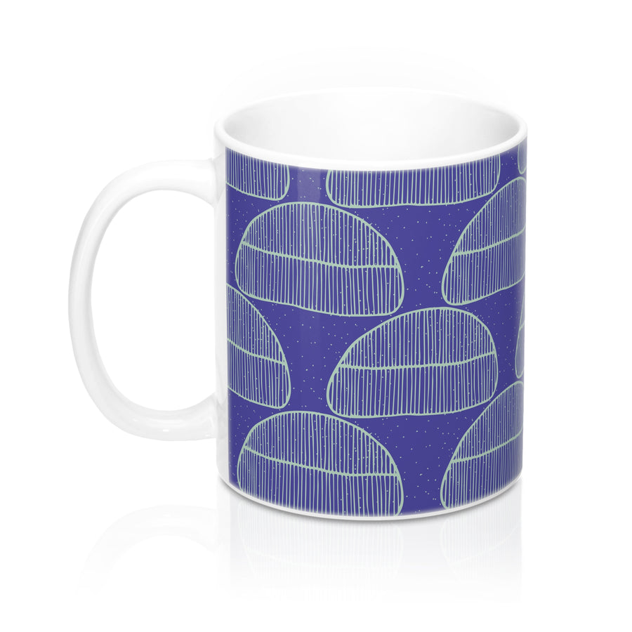 Cool Blues Mug