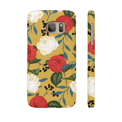 Floral Obsession Phone Cases - Design Prints