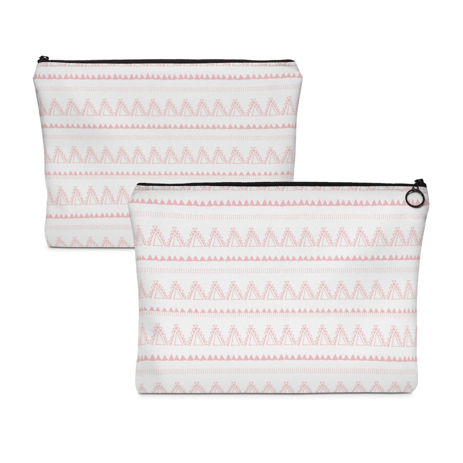 Whimsical Tent Carry All Pouch