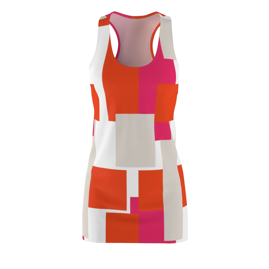 Tetris Racerback Dress - Design Prints
