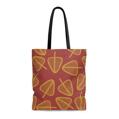 Cone Trees AOP Tote Bag - Design Prints