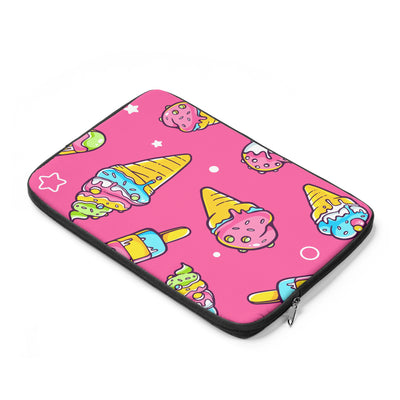 Ice Cream Laptop Sleeve - Design Prints