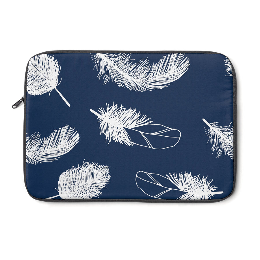 Oxford Feathers Laptop Sleeve - Design Prints