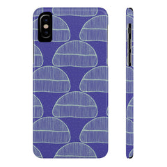 Cool Blues Phone Cases