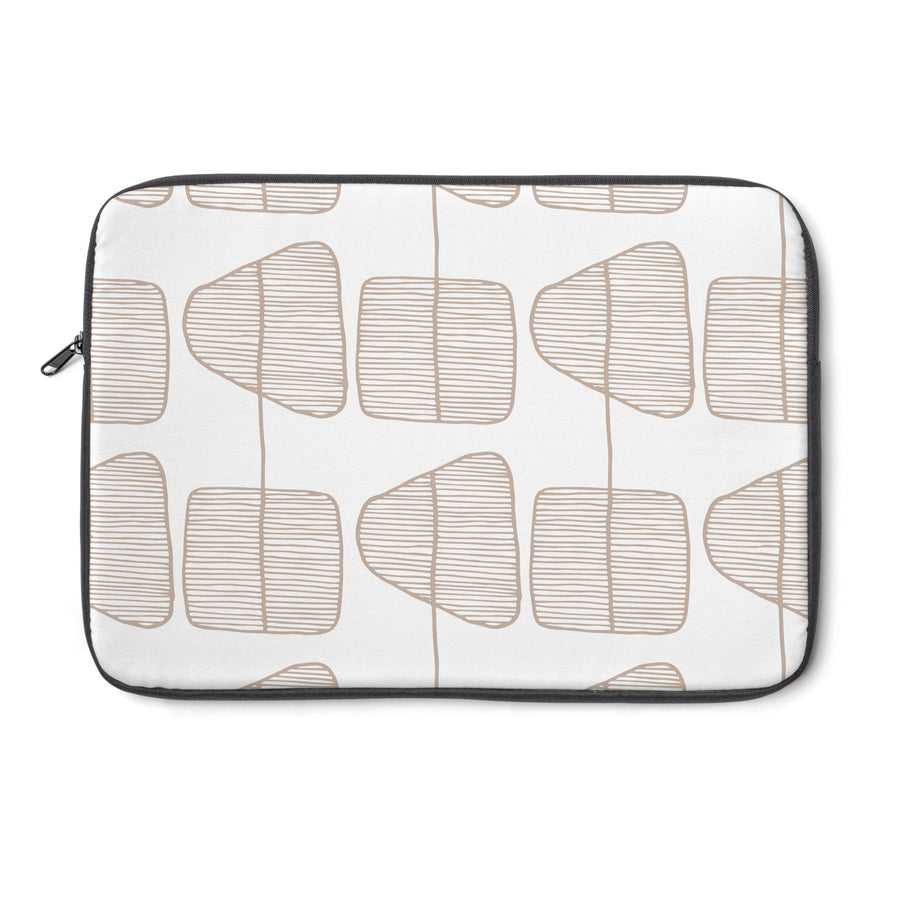 Simple Trees Laptop Sleeve