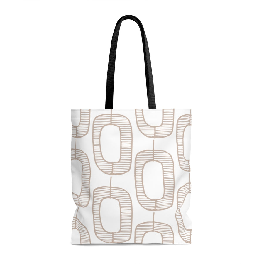 Hollowed Trees AOP Tote Bag