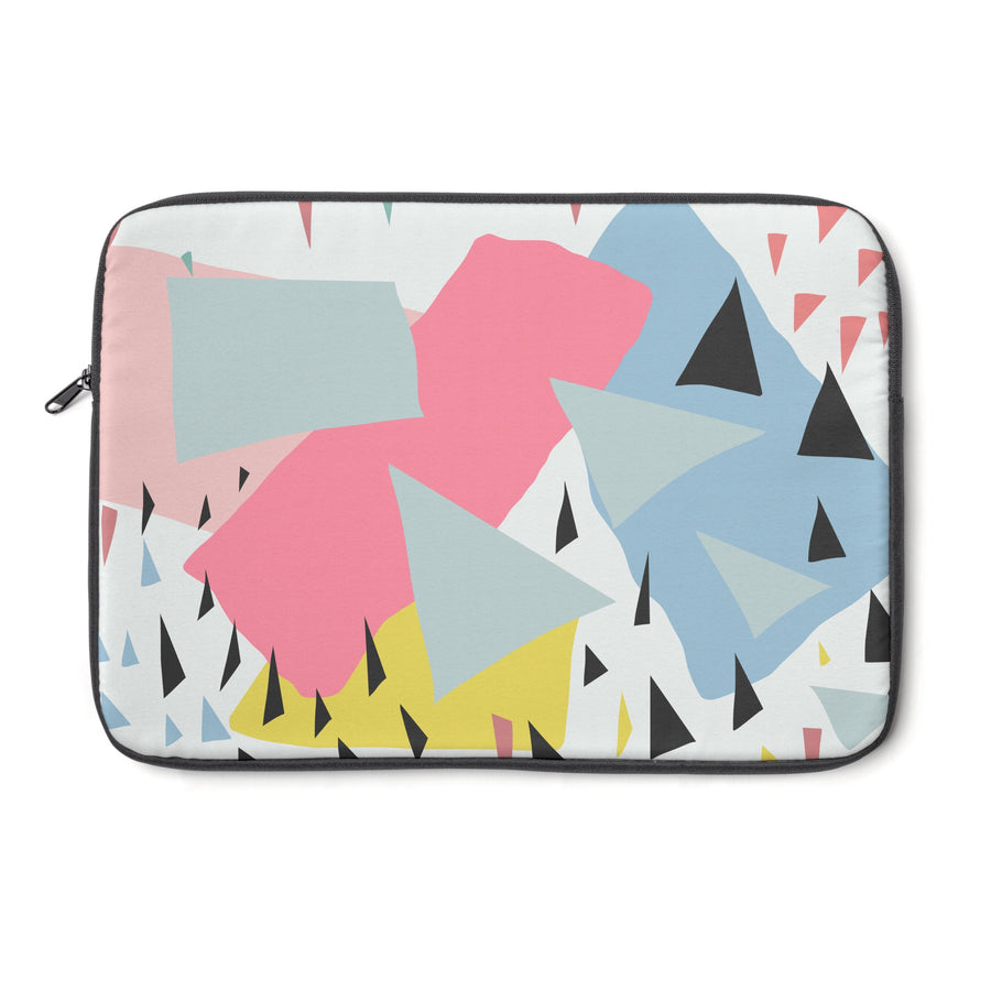 High Up In The Sky Laptop Sleeve - Design Prints