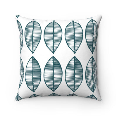 Leafy 2 Square Pillow