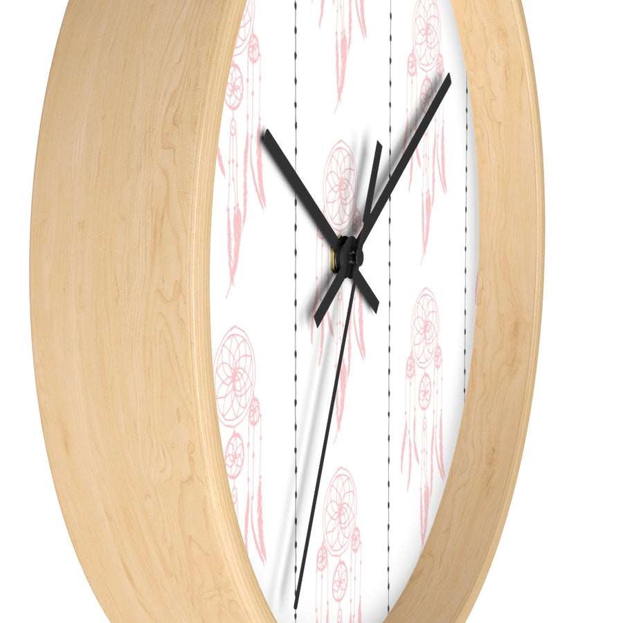Catch A Dream Wall clock