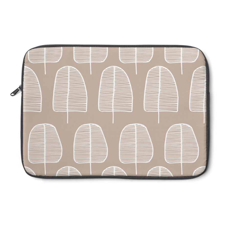 Brown Forest Laptop Sleeve