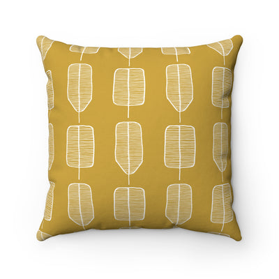 Harbinger of Summer Square Pillow - Design Prints