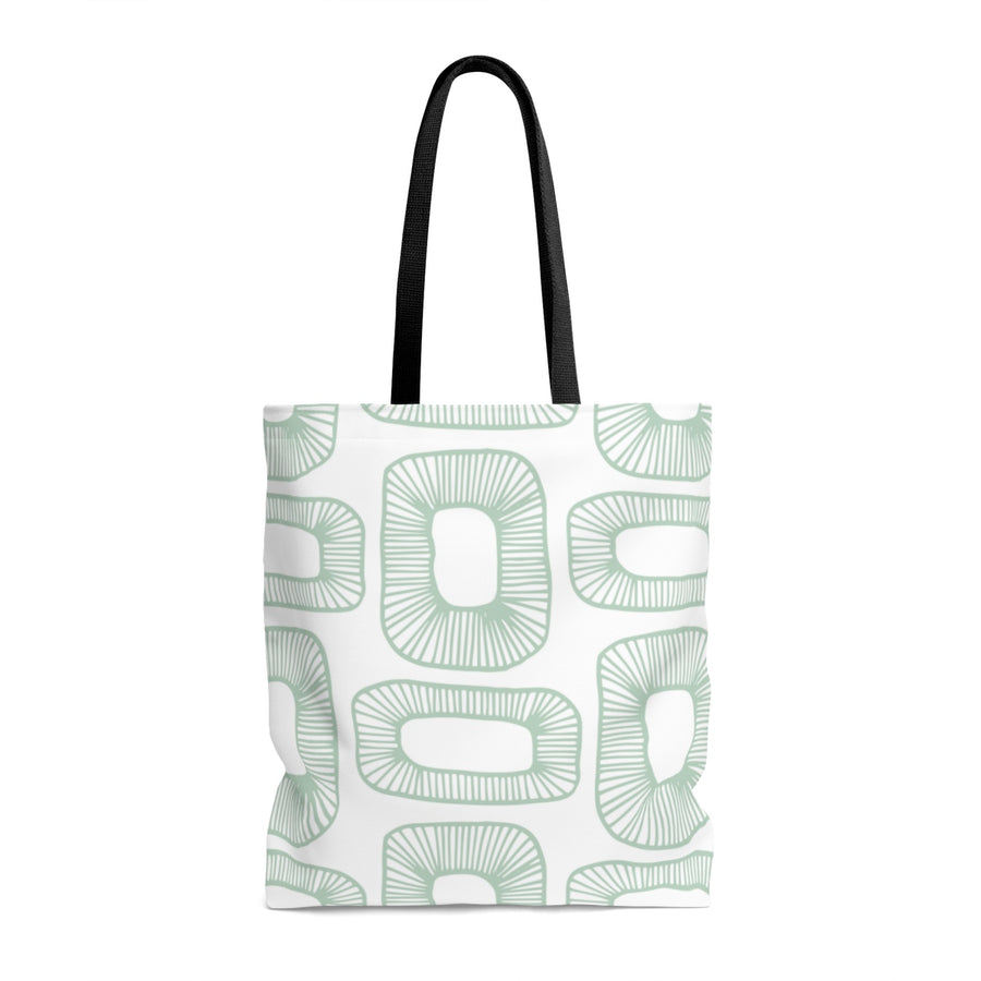 Plant Cells AOP Tote Bag