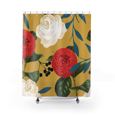 Floral Obsession Shower Curtains - Design Prints