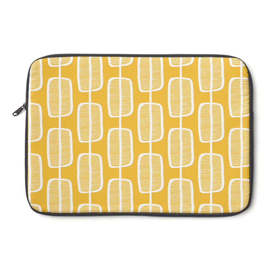 Orange Forest Laptop Sleeve