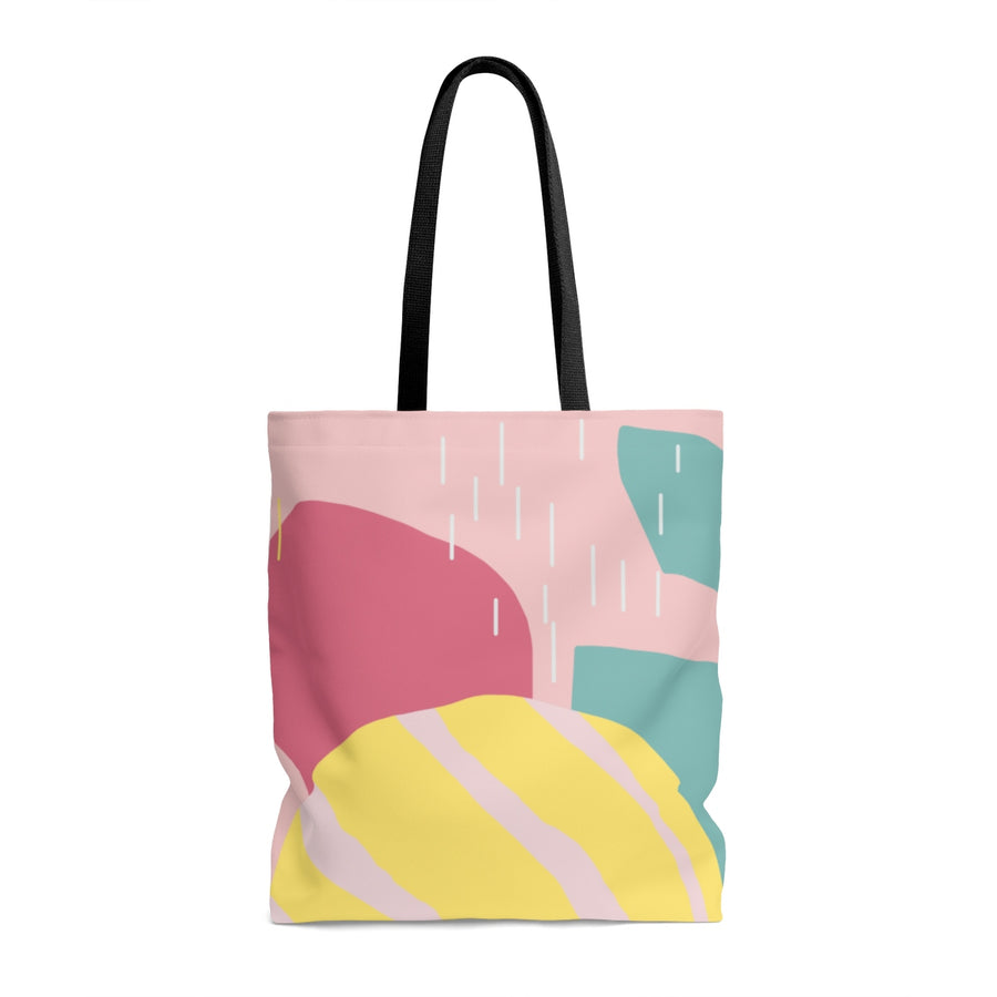 Tennis Ball AOP Tote Bag