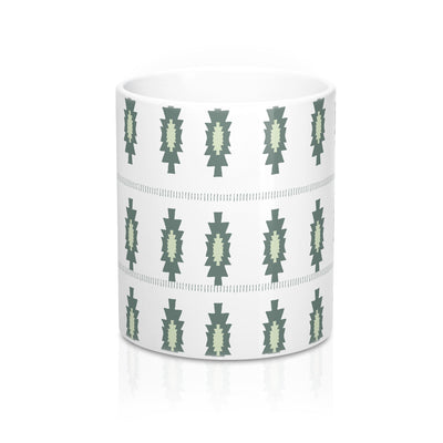 Pickle Pattern Mug - Design Prints