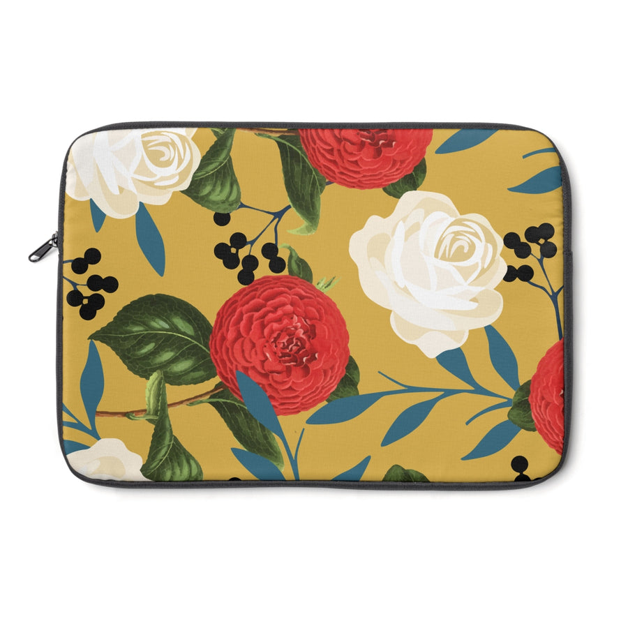Floral Obsession Laptop Sleeve