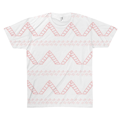 Blush Tent Tee - Design Prints