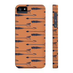 Tawny Arrows Phone Cases