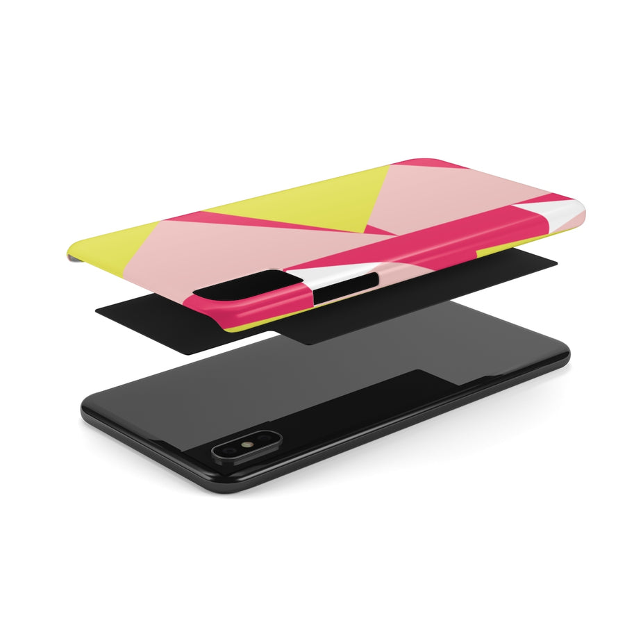 Colour Me Bright Phone Cases - Design Prints