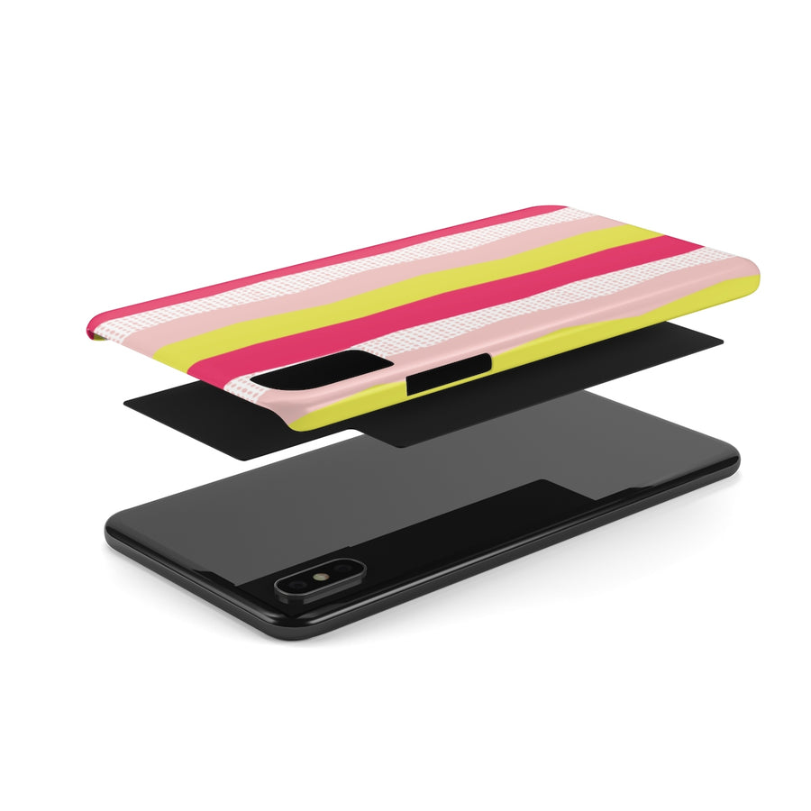 Sweet Stripes Phone Cases - Design Prints