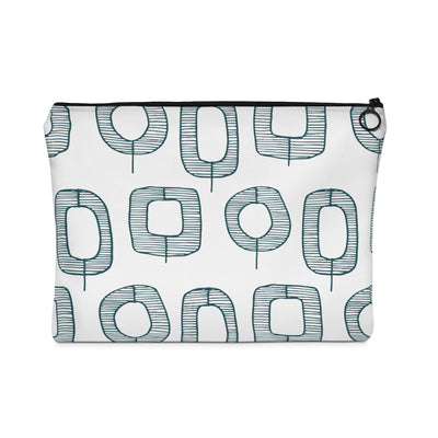 Funky O' Trees Carry All Pouch - Design Prints